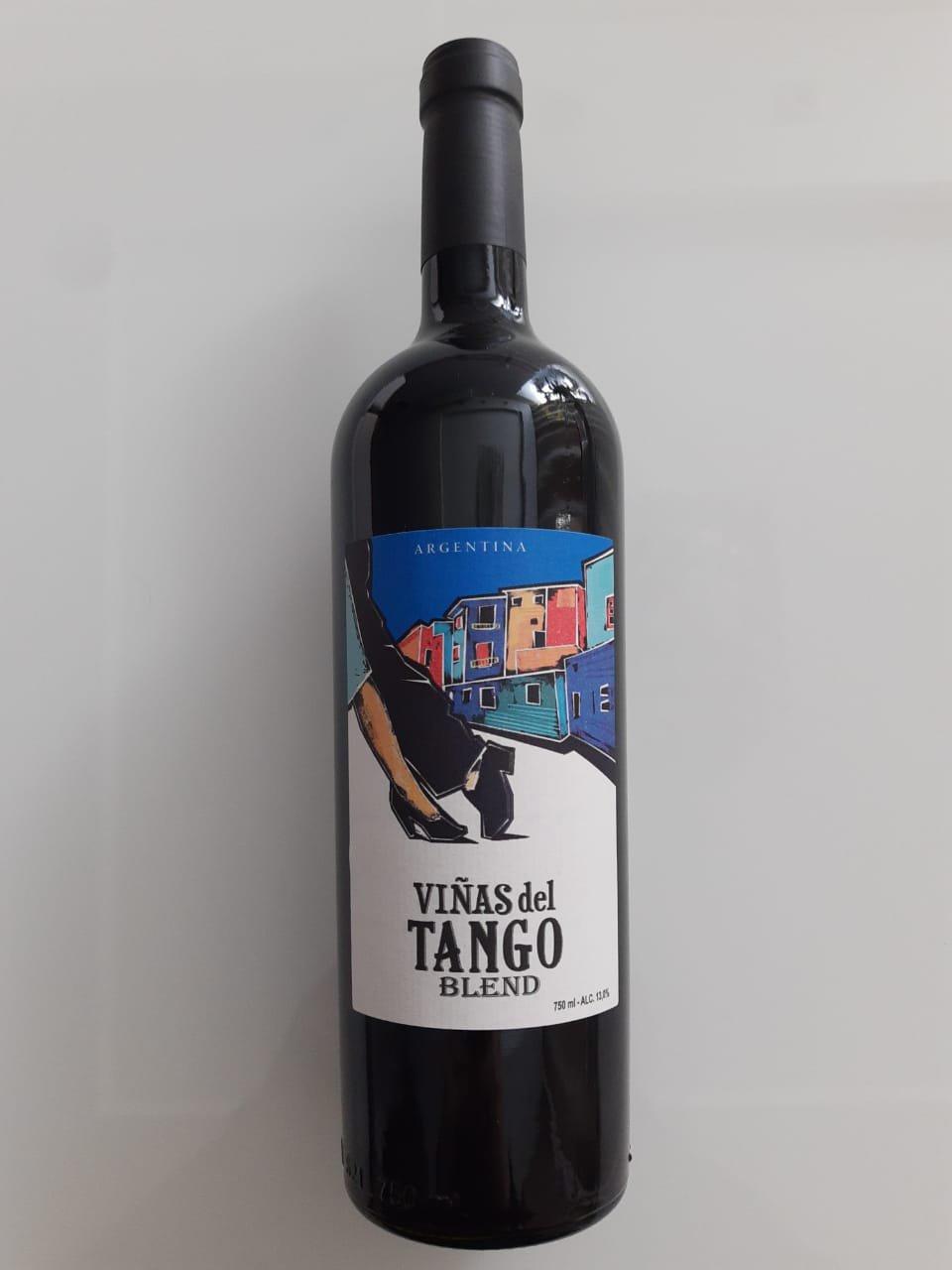 Vinho Viñas Del Tango Tinto 750ml
