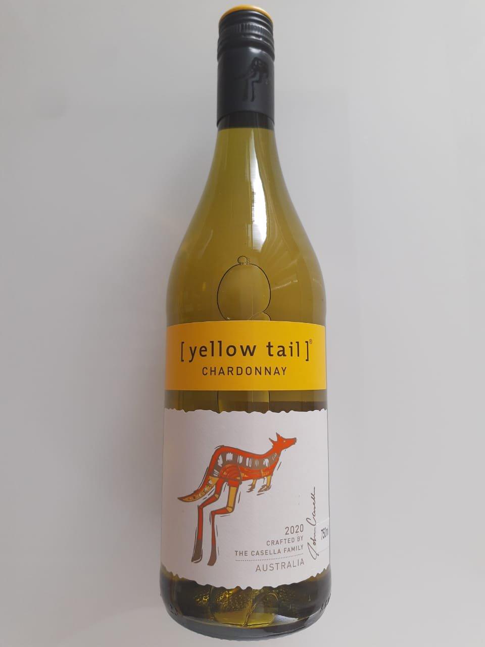 Vinho Yellow Tail 750ml