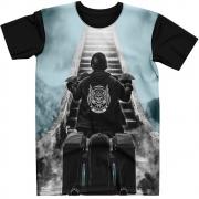 Stompy Camiseta Estampada Masculina Modelo 09