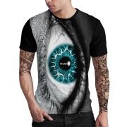 Stompy Camiseta Estampada Masculina Modelo 104