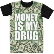 Stompy Camiseta Estampada Masculina Modelo 110