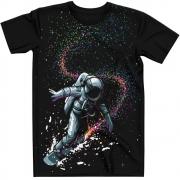 Stompy Camiseta Estampada Masculina Modelo 11