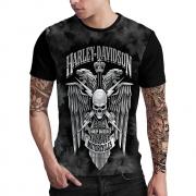 Stompy Camiseta Estampada Masculina Modelo 126