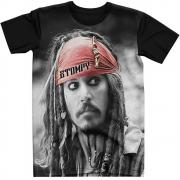 Stompy Camiseta Estampada Masculina Modelo 129