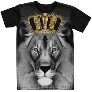 Stompy Camiseta Estampada Masculina Modelo 131