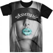 Stompy Camiseta Estampada Masculina Modelo 133