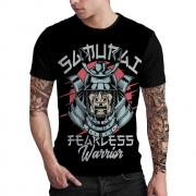 Stompy Camiseta Estampada Masculina Modelo 17