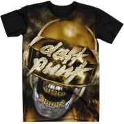 Stompy Camiseta Estampada Masculina Modelo 35