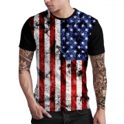 Stompy Camiseta Estampada Masculina Modelo 39