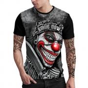 Stompy Camiseta Estampada Masculina Modelo 40