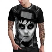 Stompy Camiseta Estampada Masculina Modelo 42