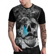Stompy Camiseta Estampada Masculina Modelo 49