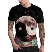 Stompy Camiseta Estampada Masculina Modelo 61