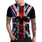 Stompy Camiseta Estampada Masculina Modelo 74