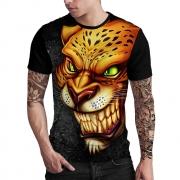 Stompy Camiseta Estampada Masculina Modelo 80