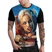 Stompy Camiseta Estampada Masculina Modelo 85