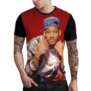 Stompy Camiseta Estampada Masculina Modelo 87