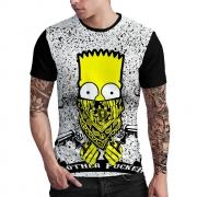 Stompy Camiseta Estampada Masculina Modelo 97