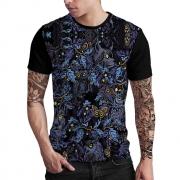 Stompy Camiseta Estampada Masculina Modelo 98