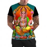 Stompy Camiseta Manga Curta Psicodelica Modelo 65