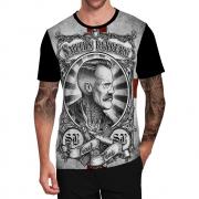 Stompy Camiseta Tattoo Tatuagem Caveira Skull 102