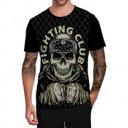 Stompy Camiseta Tattoo Tatuagem Caveira Skull 12
