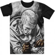 Stompy Camiseta Tattoo Tatuagem Caveira Skull 36