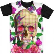 Stompy Camiseta Tattoo Tatuagem Caveira Skull 70