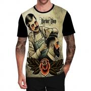 Stompy Camiseta Tattoo Tatuagem Caveira Skull 72