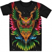 Stompy Camiseta Tattoo Tatuagem Caveira Skull 80