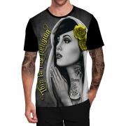 Stompy Camiseta Tattoo Tatuagem Caveira Skull 83