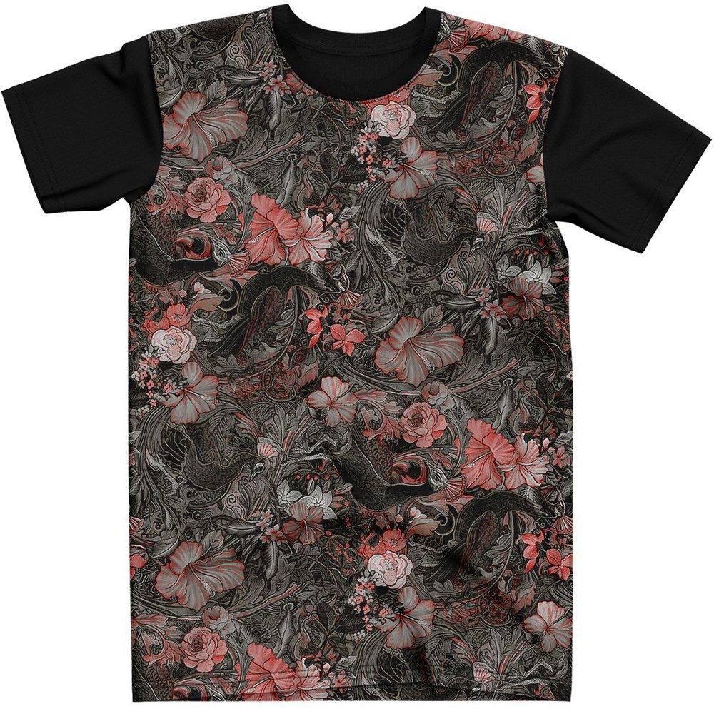 Stompy Camiseta Estampada Masculina Modelo 07