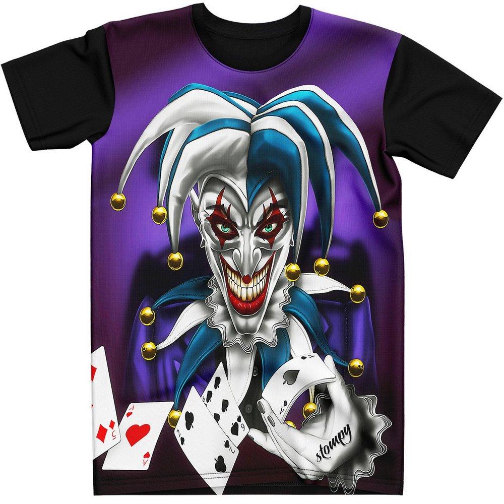 Stompy Camiseta Estampada Masculina Modelo 112