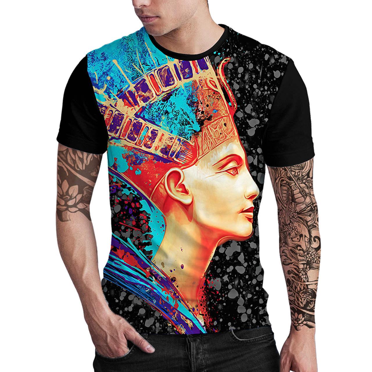 Stompy Camiseta Estampada Masculina Modelo 121