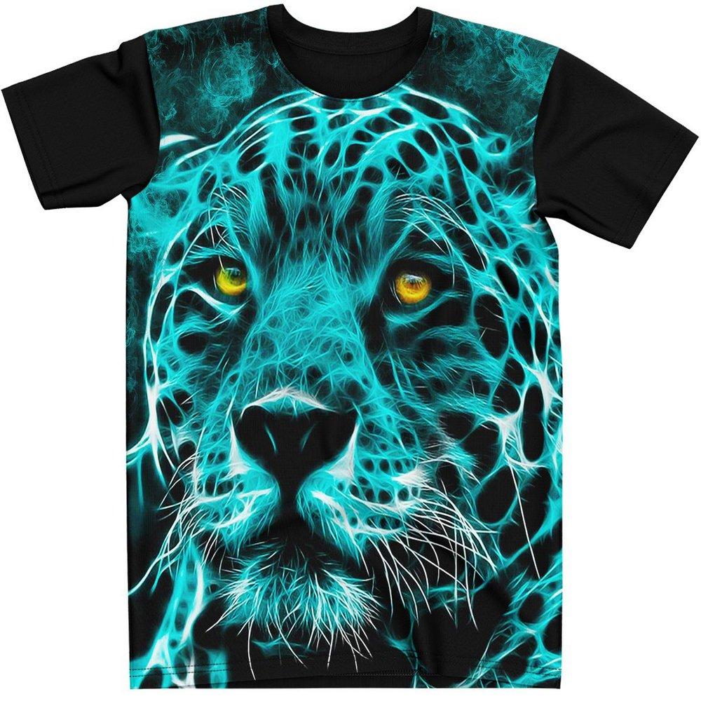 Stompy Camiseta Estampada Masculina Modelo 14