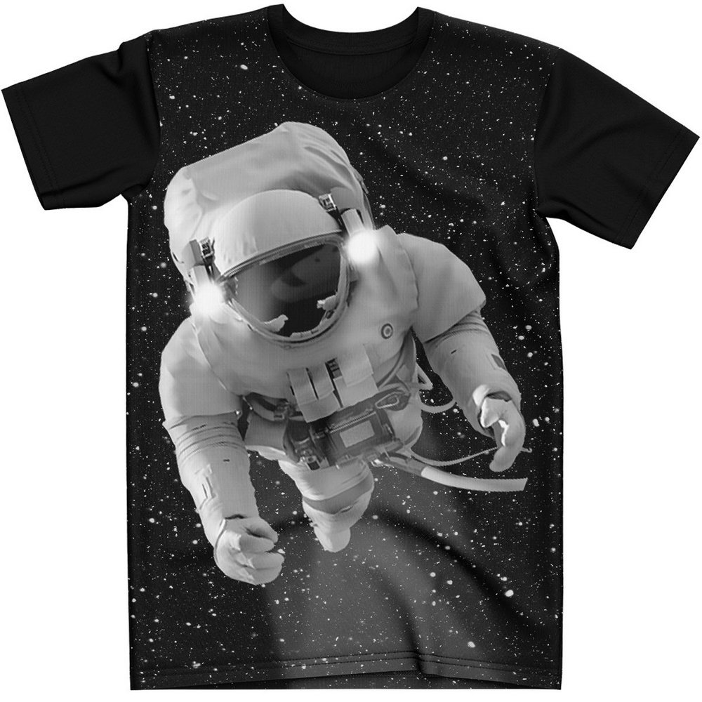 Stompy Camiseta Estampada Masculina Modelo 48