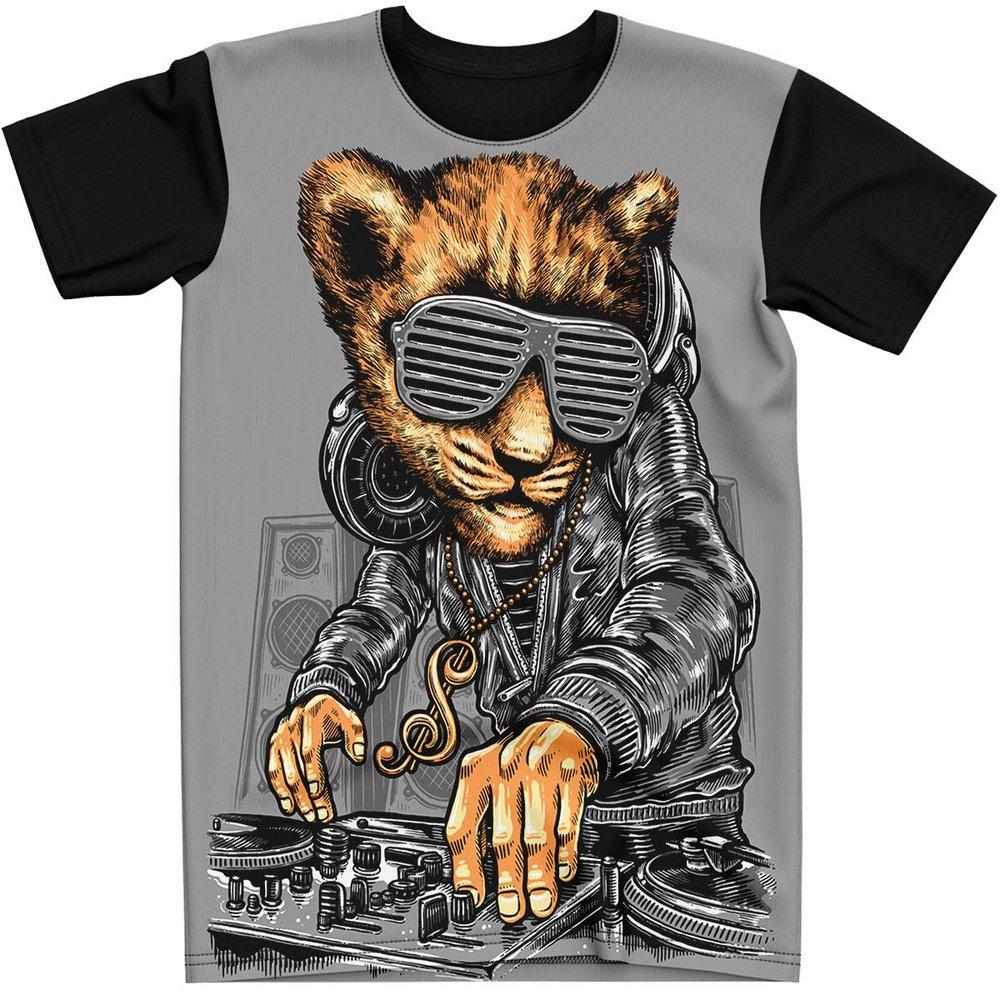 Stompy Camiseta Estampada Masculina Modelo 54