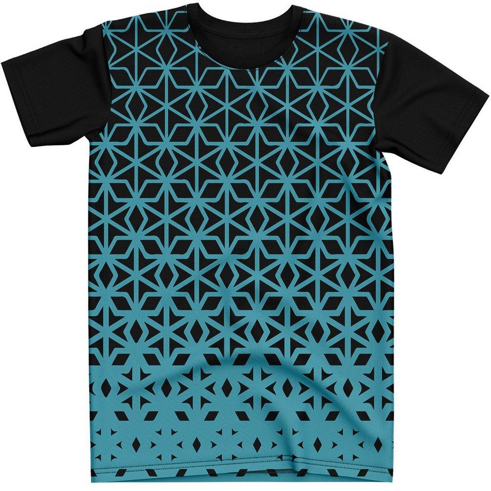 Stompy Camiseta Estampada Masculina Modelo 55