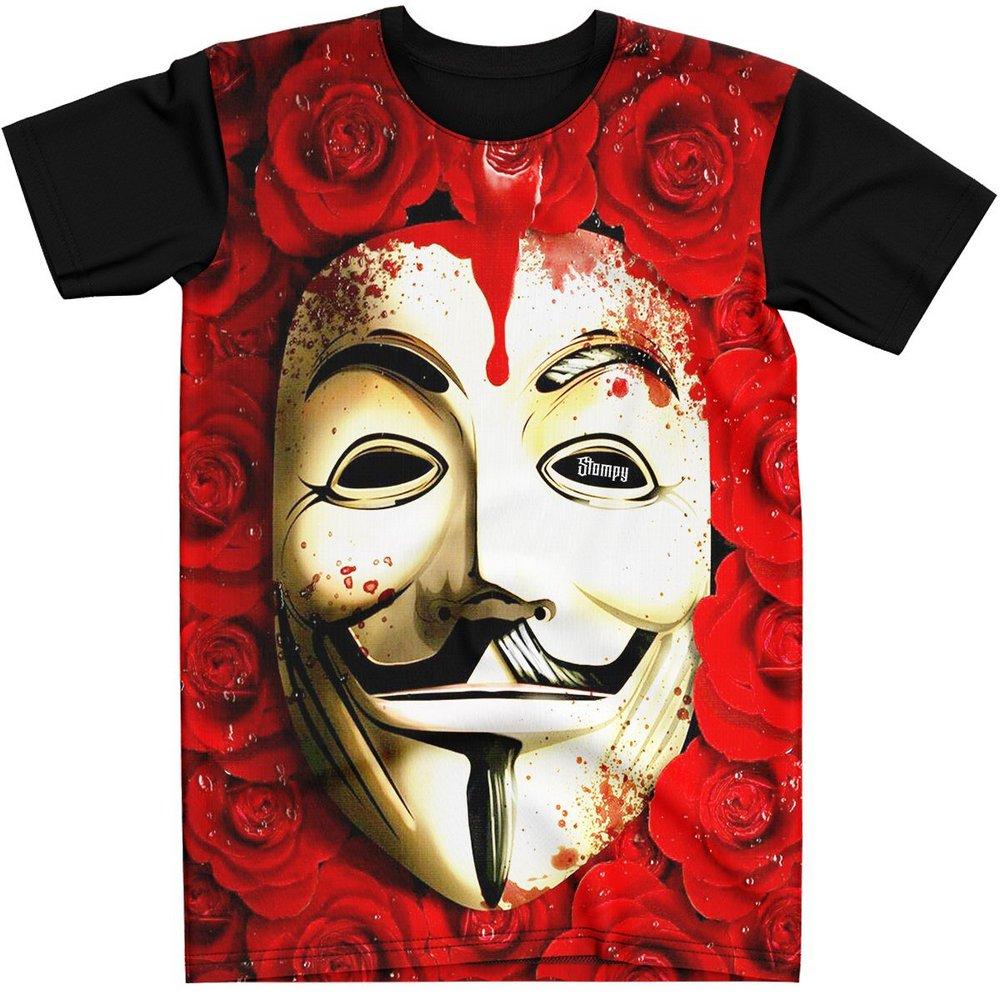 Stompy Camiseta Estampada Masculina Modelo 59