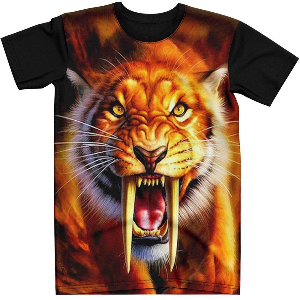 Stompy Camiseta Estampada Masculina Modelo 65