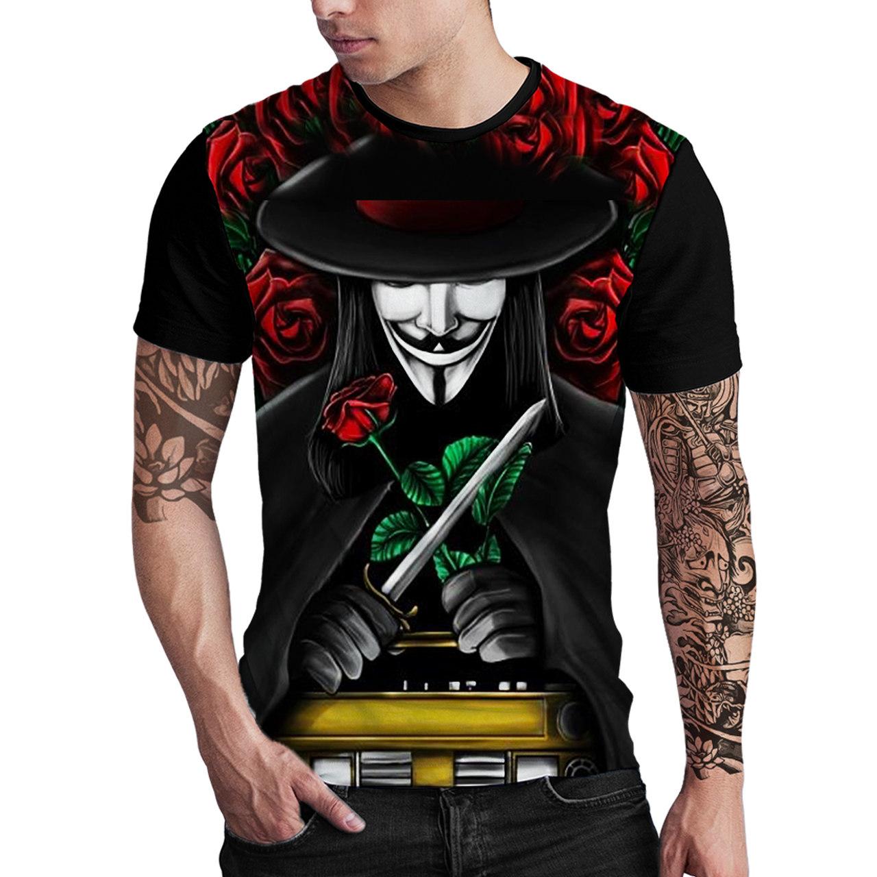 Stompy Camiseta Estampada Masculina Modelo 67