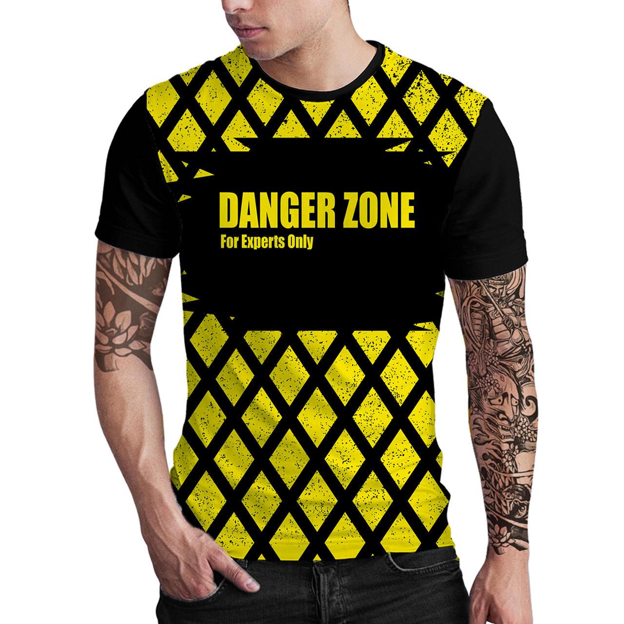 Stompy Camiseta Estampada Masculina Modelo 72
