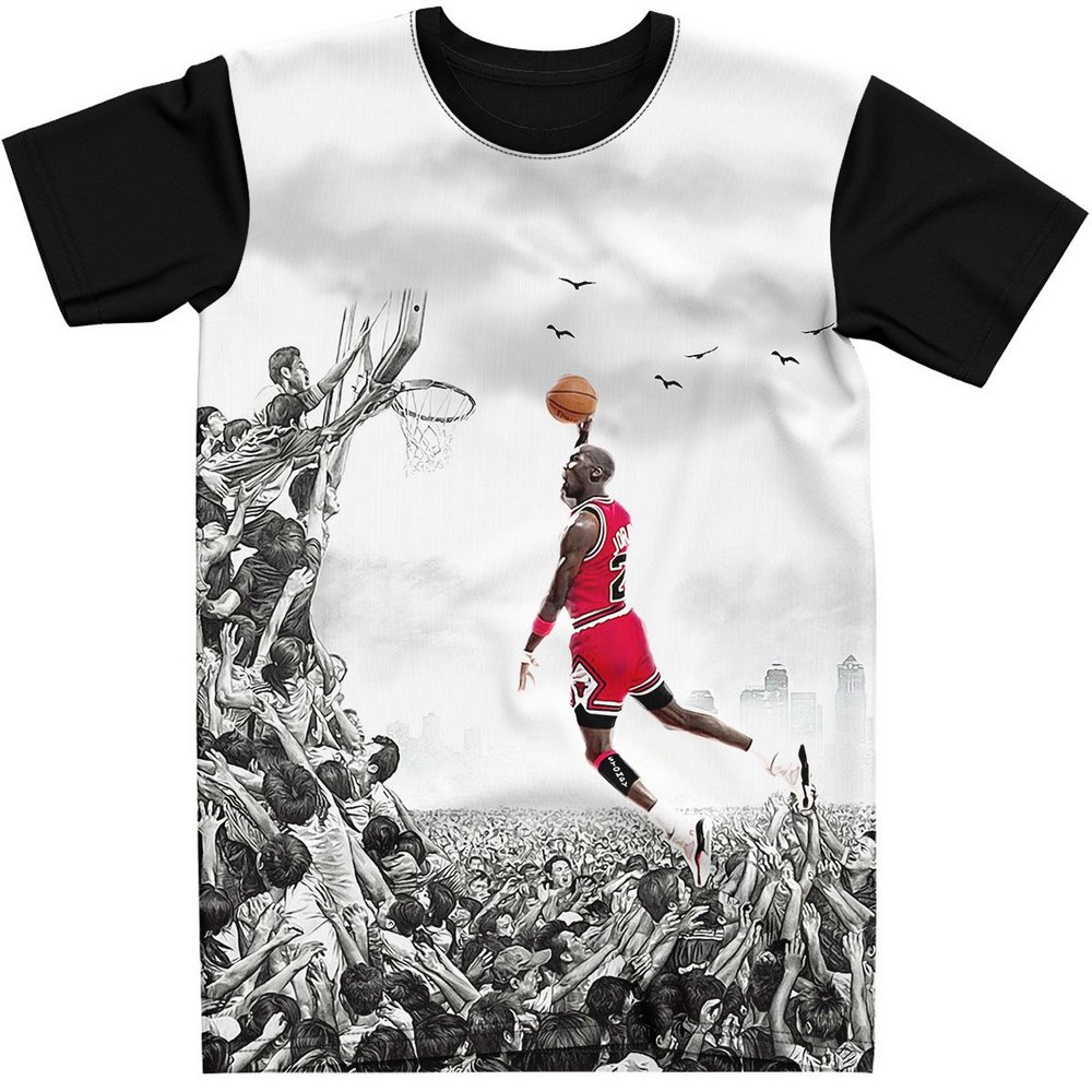 Stompy Camiseta Estampada Masculina Modelo 83