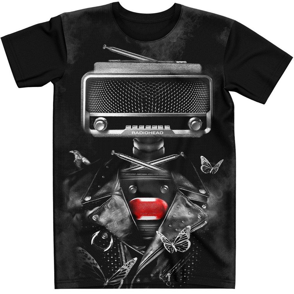 Stompy Camiseta Estampada Masculina Modelo 84