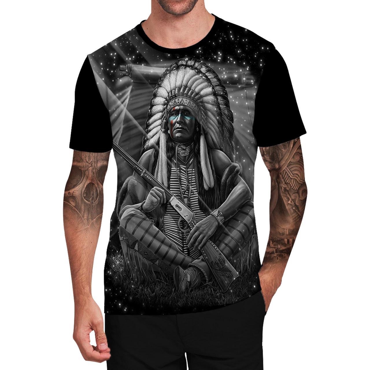 Stompy Camiseta Tattoo Tatuagem Caveira Skull 01