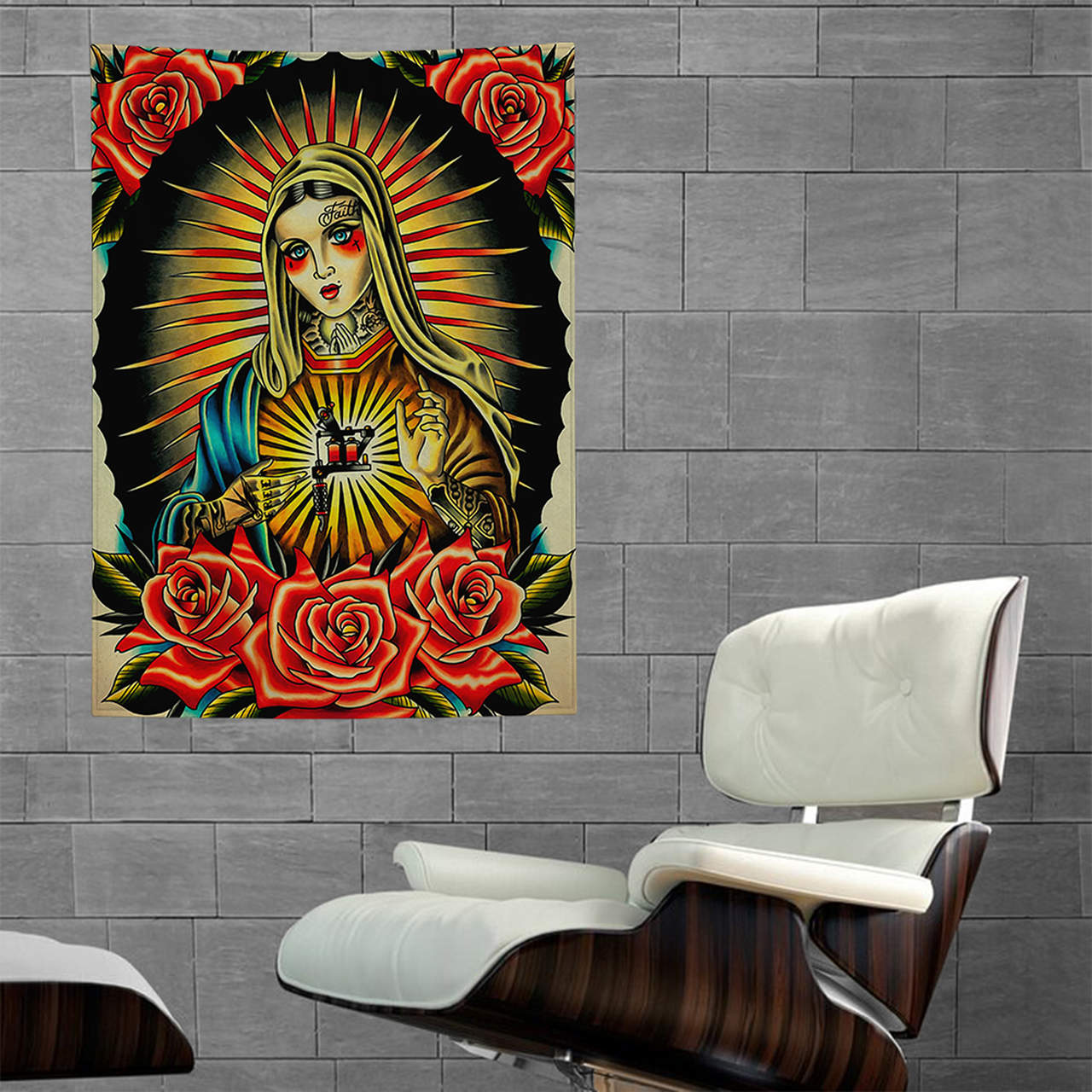 Stompy Tecido Decorativo Estampado Modelo 07