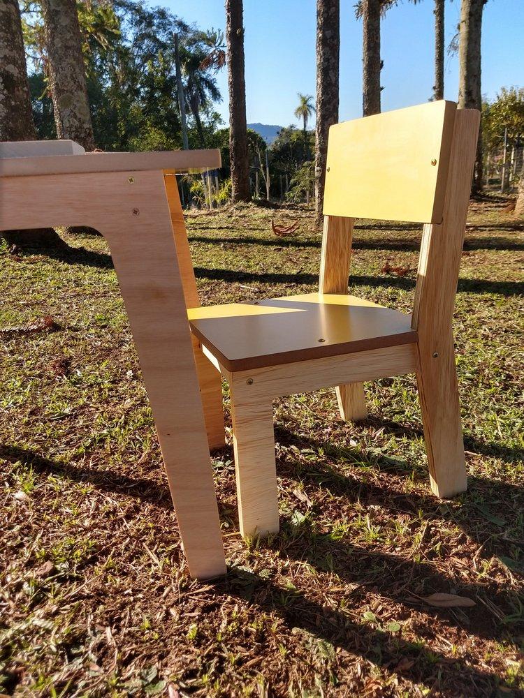 Cadeira Cria - 4 a 7 anos