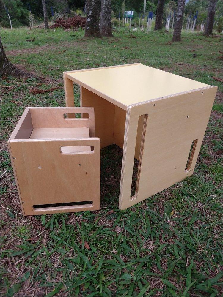 Cadeira Cubinho