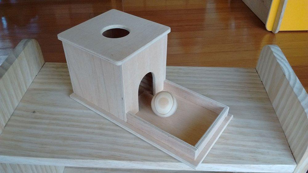 Caixa de Permanência