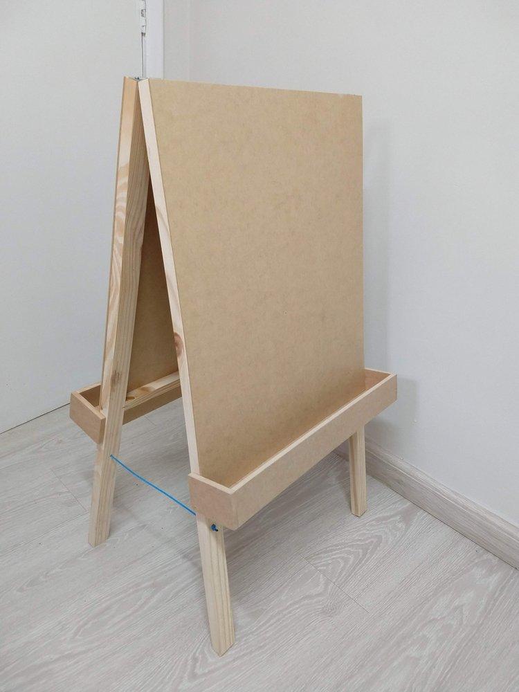 Cavalete de Pintura - Infantil